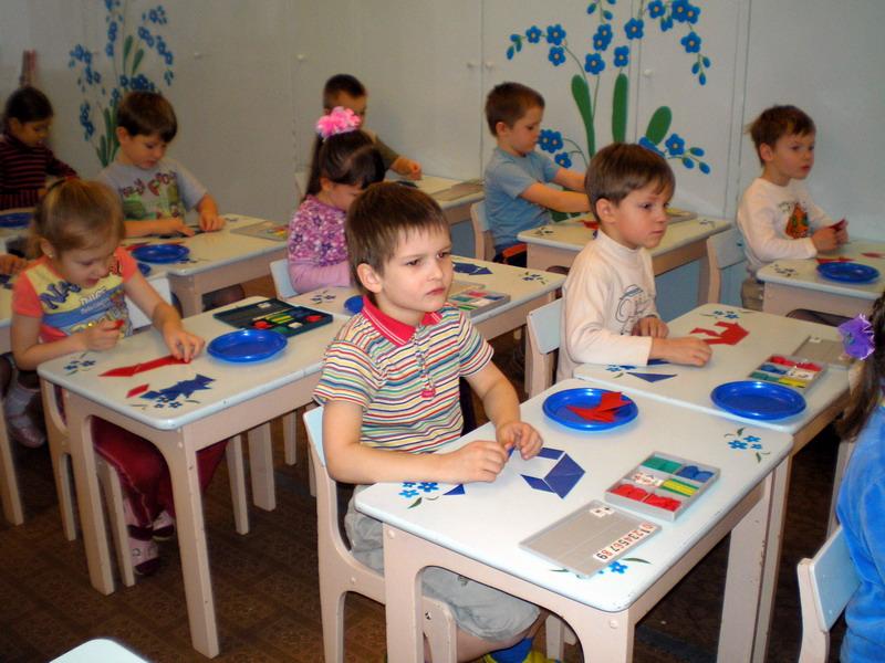 какие занятия проводятся в личном детском садике
